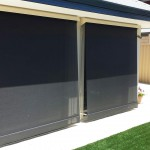 Automatic Roll Up Window Awnings